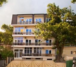 п. Кабардинка гостиница Жемчужина
